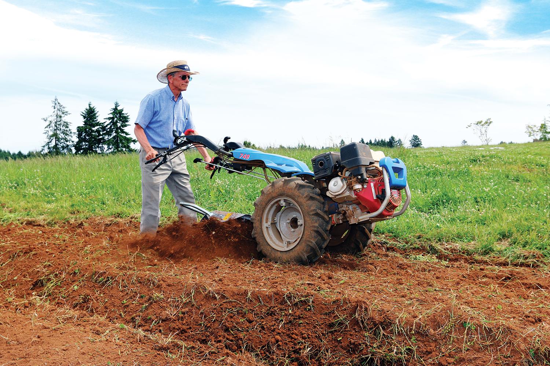 BCS CNG Organic Farming