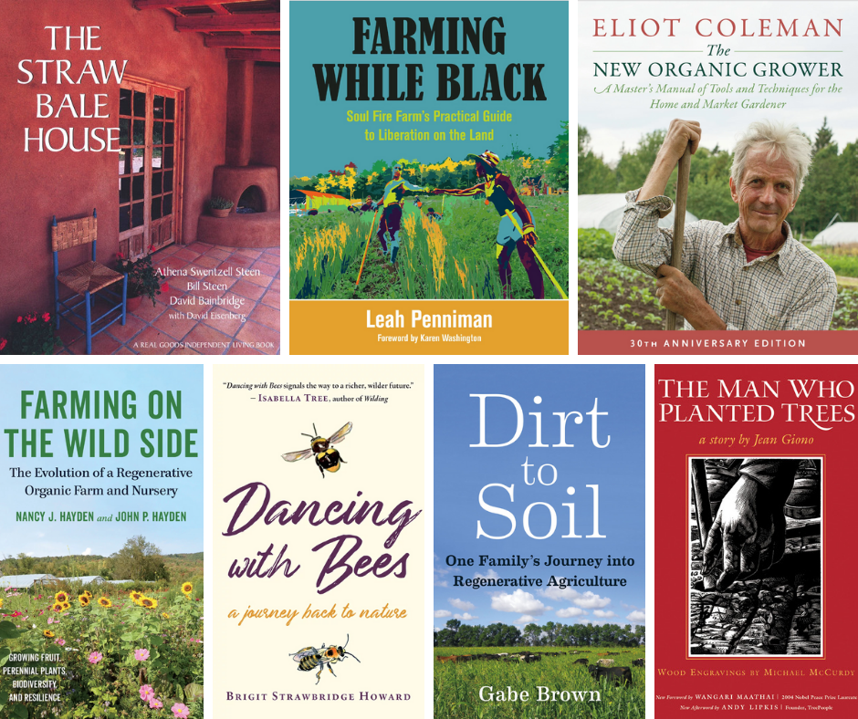 Sustainable Organic Agriculture Books