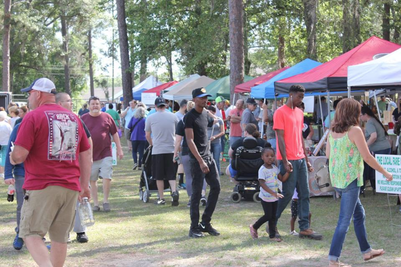 Waycross Georgia Farmers Market