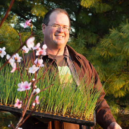 Chad Gard Certified Naturally Grown