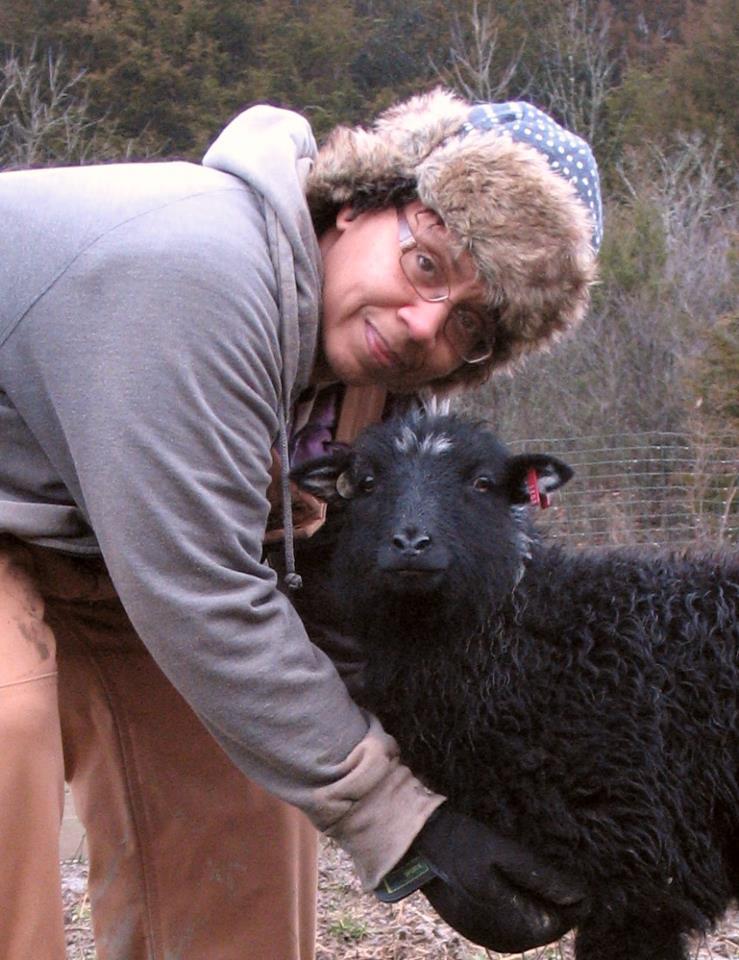 KY.SaltRiver.Debraand_baby_black_lamb.jpg