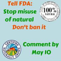 Tell FDA