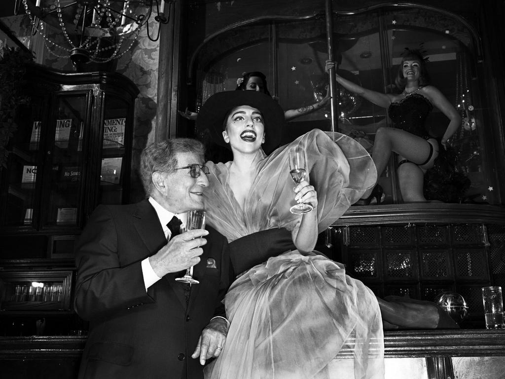 An Evening with Tony Bennett and Lady Gaga