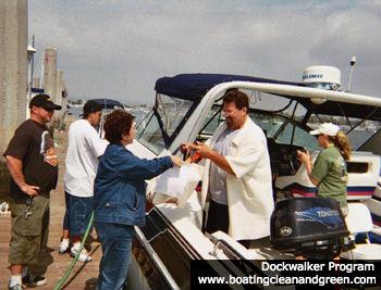 Marina Del Rey Dockwalkers