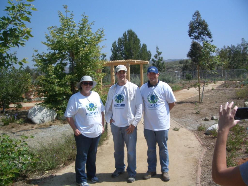 Contech Volunteers