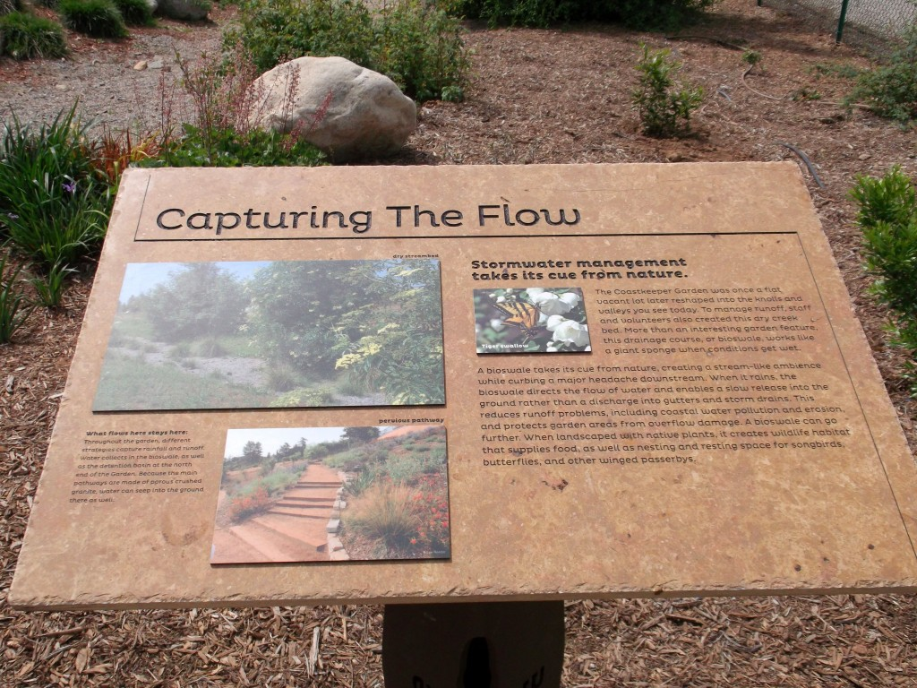 Our interpretive panels have finally been installed!