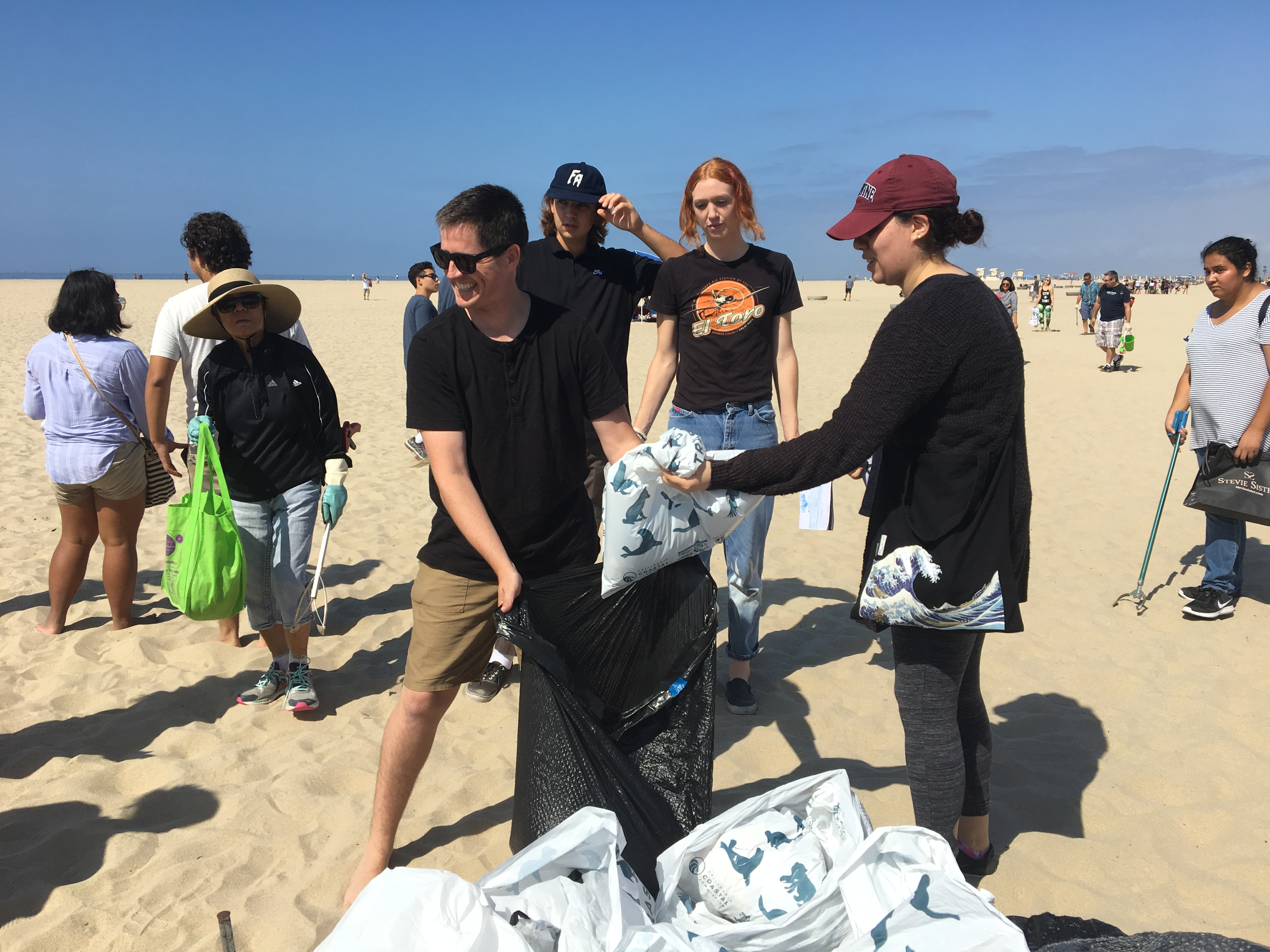 October San Clemente Monthly Cleanup - Orange County