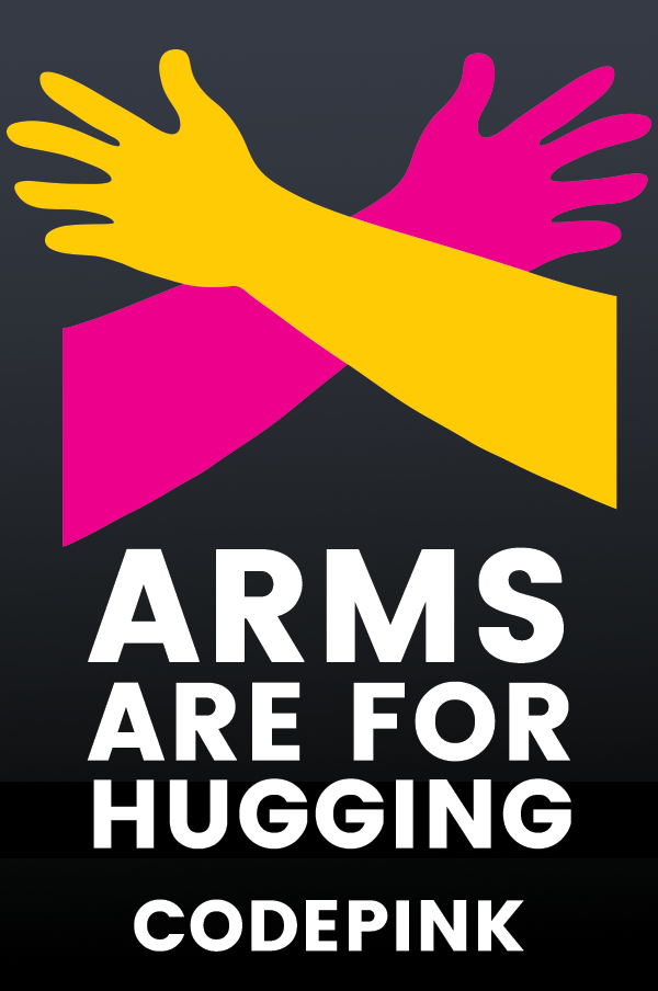 ARMS ARE FOR HUGGING
