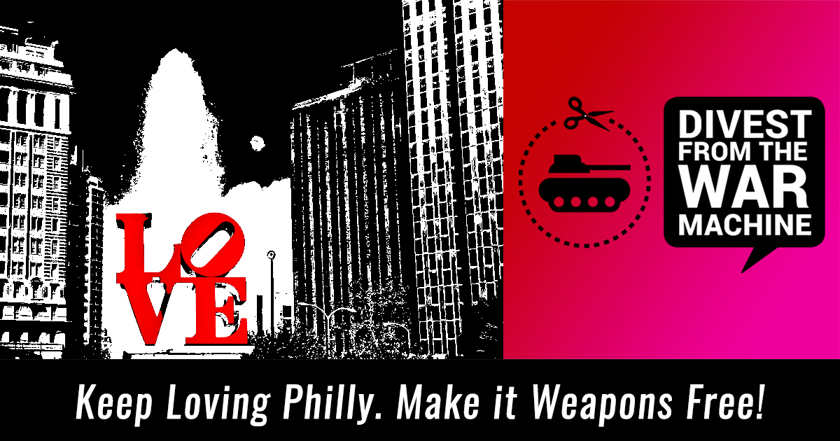 Divest Philly coalition