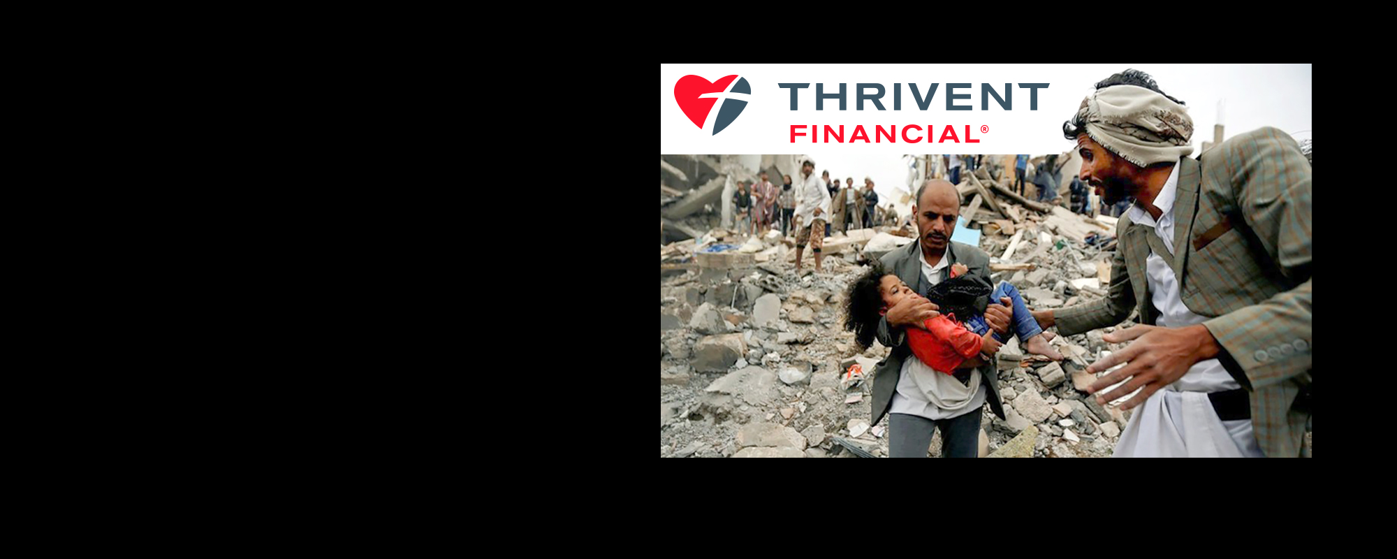 Tell Thrivent Financial to divest from weapon manufacturers