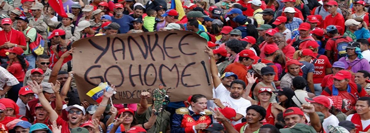 Hands off Venezuela!
