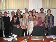 Visit to the Women for Women International Offices