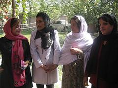 Women journalists of ROSE magazine