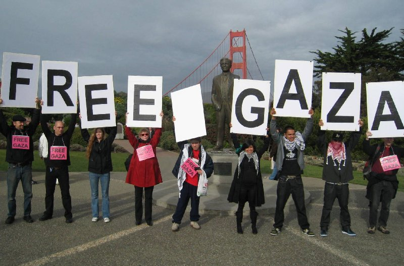 GFM on the Golden Gate Bridge