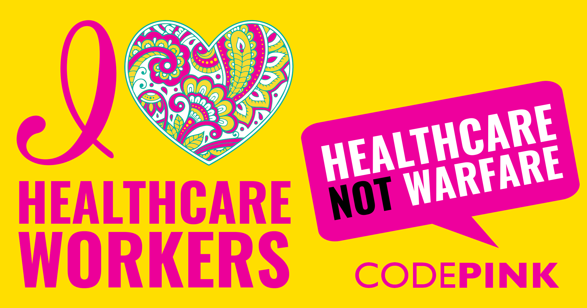 CODEPINK Statement on COVID-19 Pandemic - CODEPINK - Women for Peace