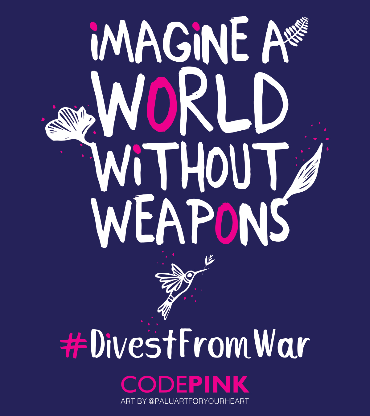 DIVEST FROM THE WAR MACHINE