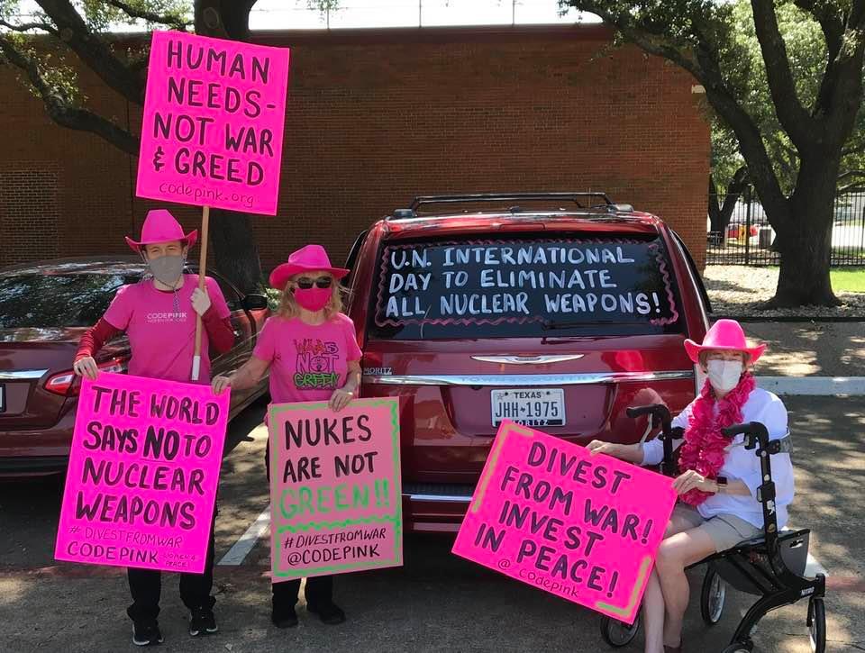 San Francisco: Stop New Nukes Rally!