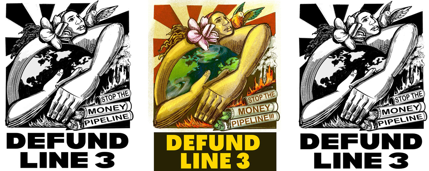 SF Defund Line 3 Day of Action