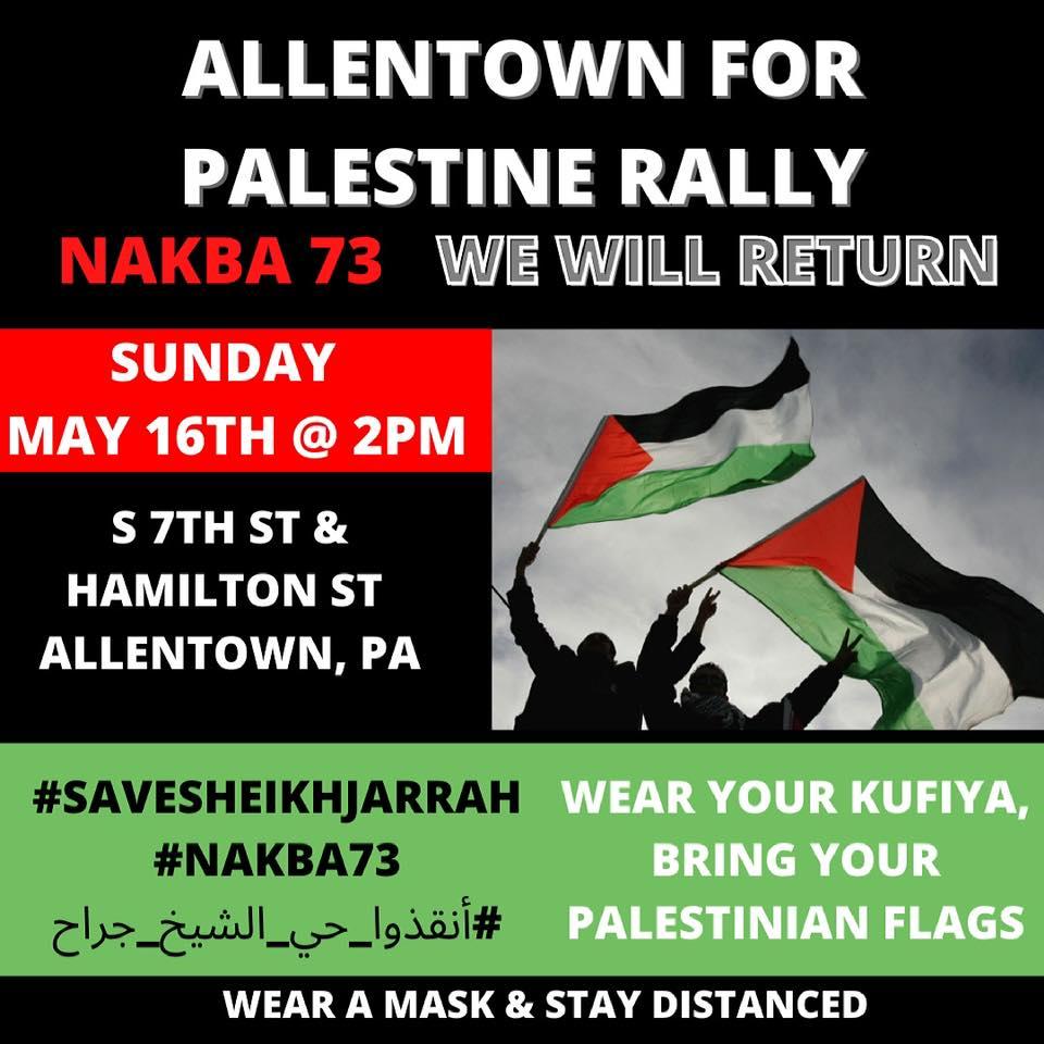 Allentown Nakba