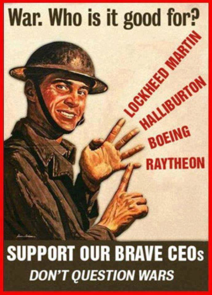 Image result for lockheed profit greed