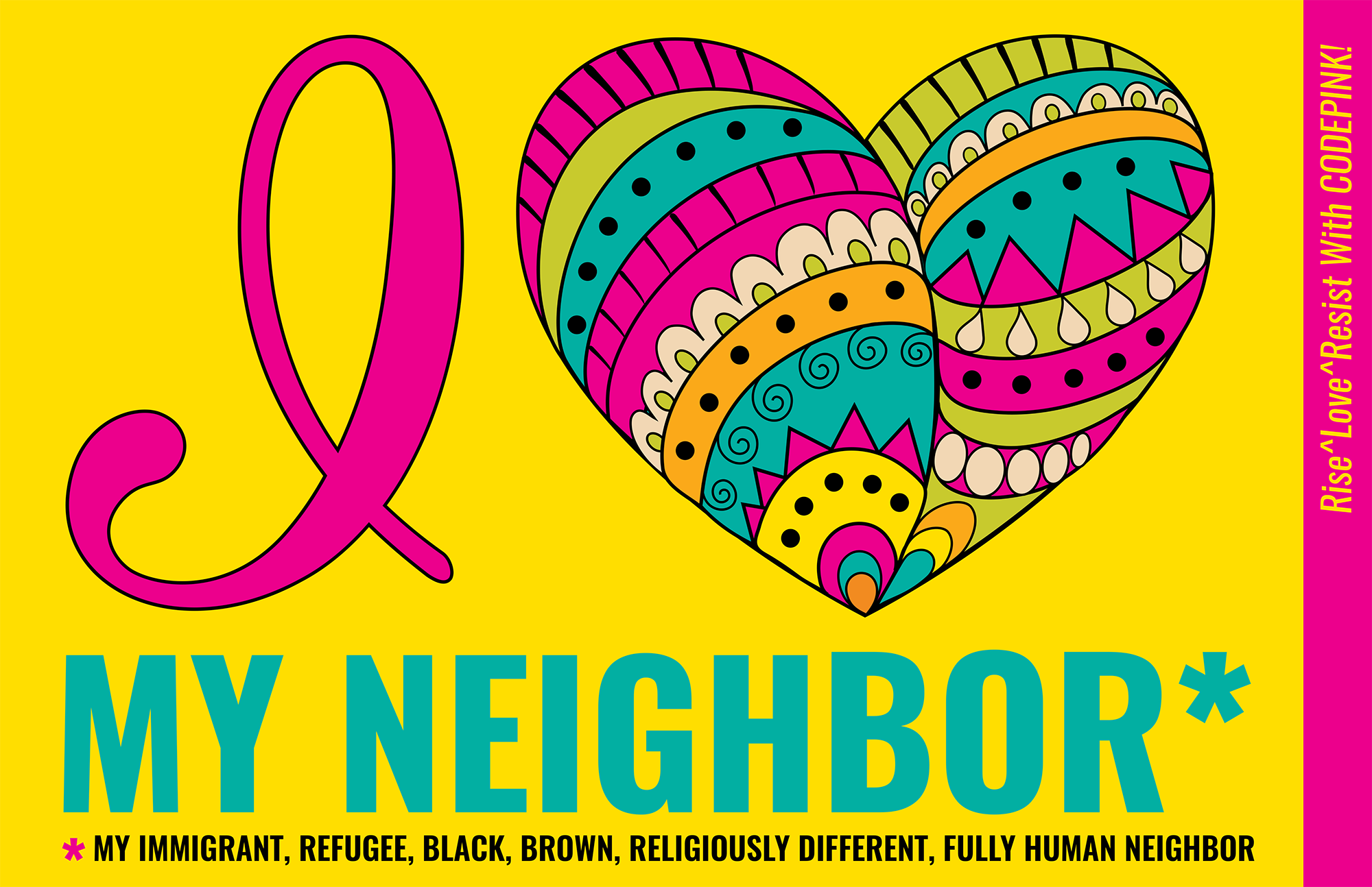 I_LOVE_NEIGHBOR_FLYER_codepink_11x17.png