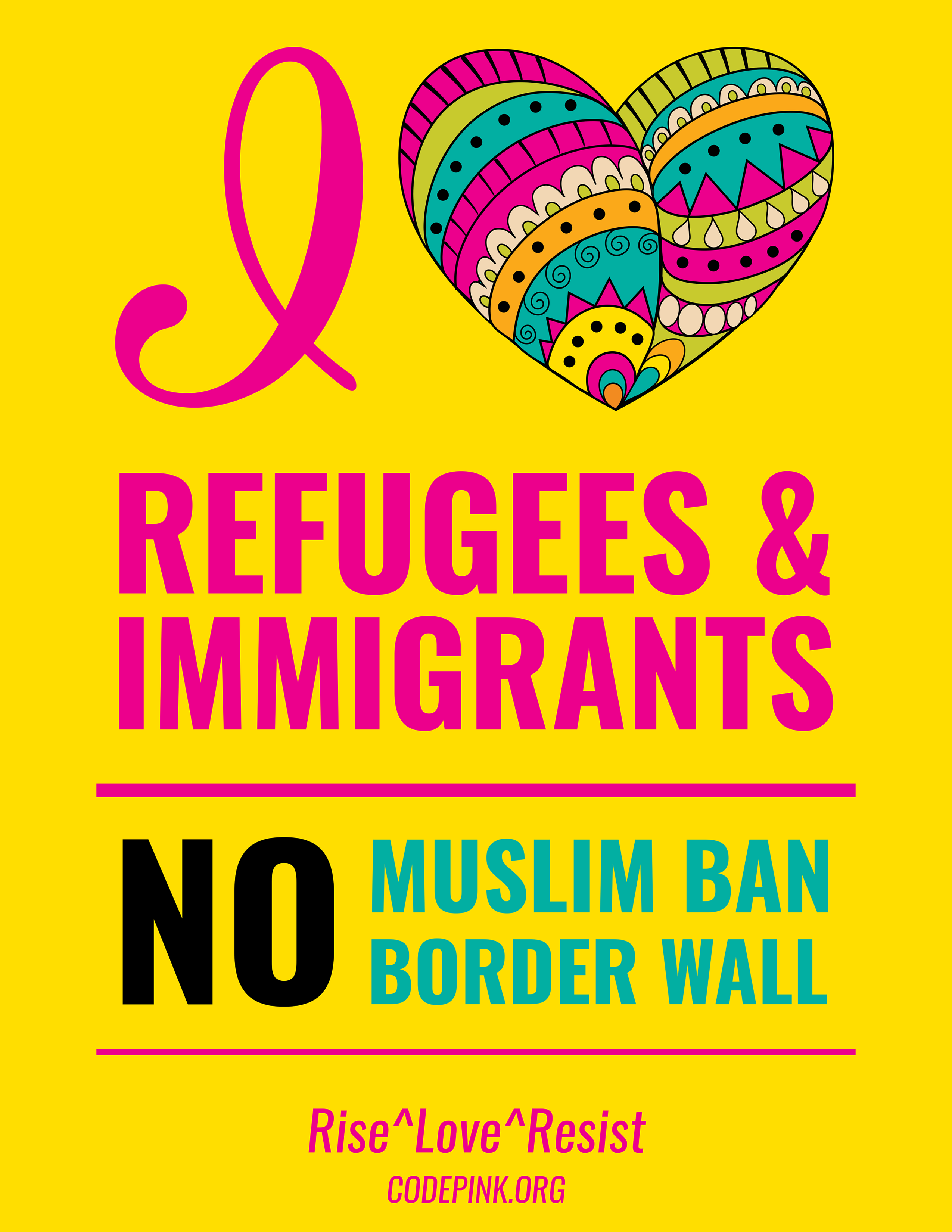 I_HEART_REFUGEES_yellow_codepink_v3_11x17.png