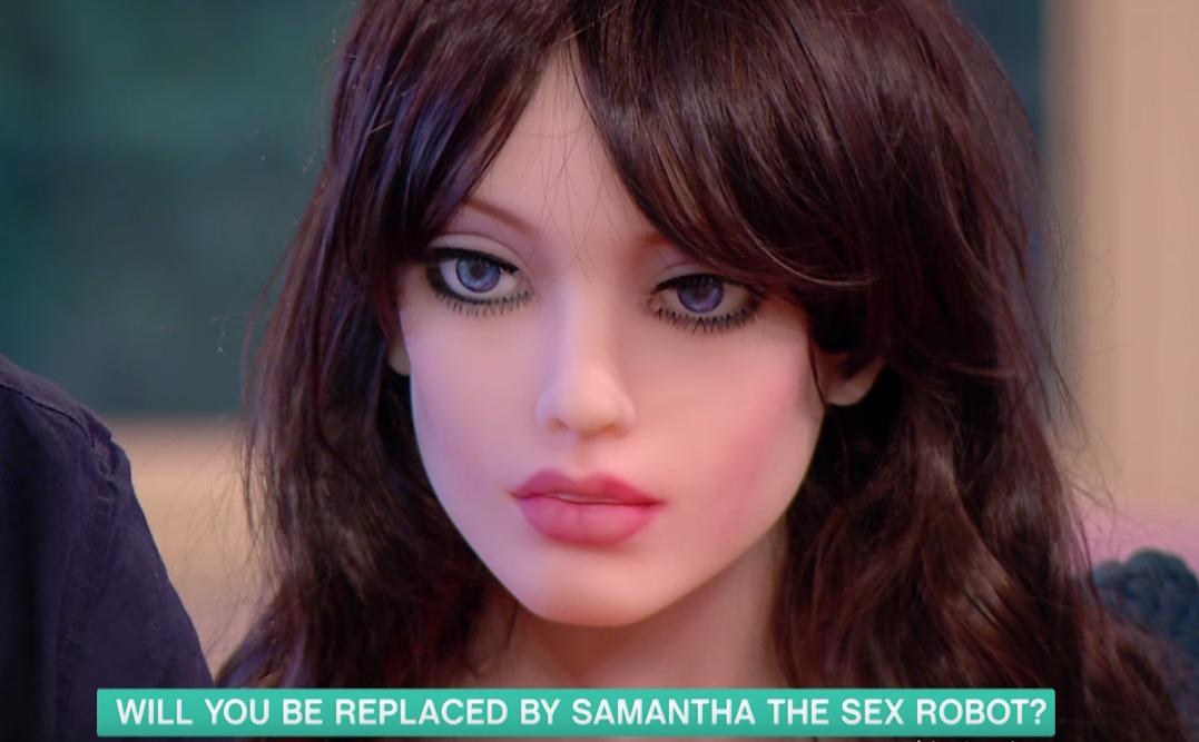 OPEN LETTER ON THE DANGERS OF NORMALISING  SEX DOLLS & SEX ROBOTS