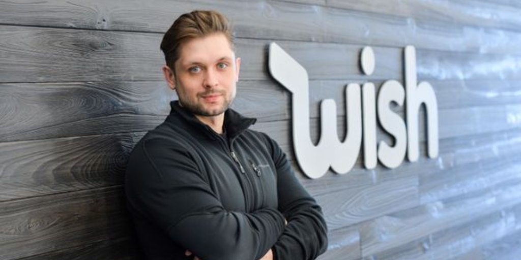 Calling all activists! Contact Wish shopping app CEO Peter Szulczewski