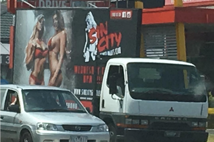 Ad Standards green lights more mobile strip club ads