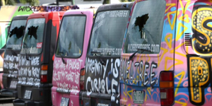 Pressure grows to deregister Wicked Campers in South Australia
