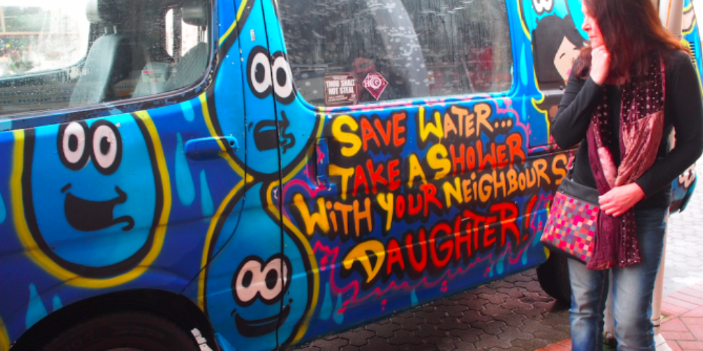 Music festivals called on to ban Wicked Campers