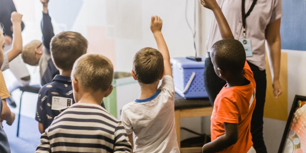 Problematic sexual behaviour among young children raises concerns for educators
