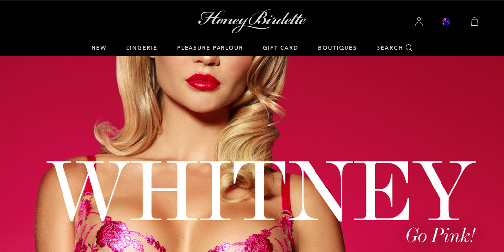 Breast cancer charity forces Honey Birdette to pull sexualised images from fundraiser