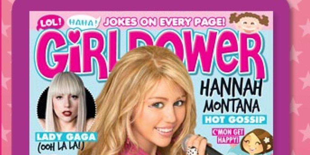 'Tween' Magazines