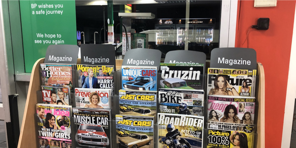 Media Release: BP removes sexist mags after Collective Shout pressure