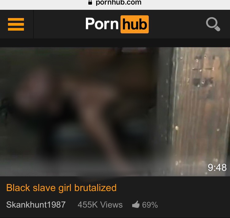 Black Girl Makes Me Cum