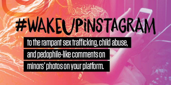 Graphic rape comments fuel #WakeUpInstagram campaign