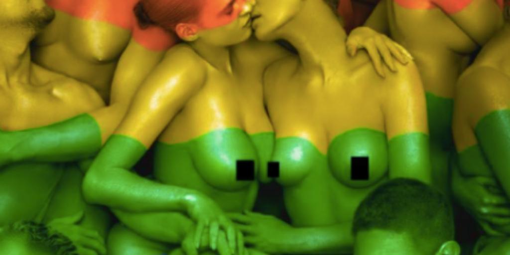 Rainbow washing: Lesbians condemn Honey Birdette 'Pride' campaign
