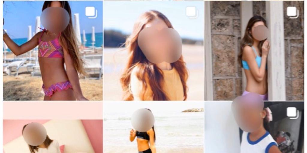 School girl's Instagram 'live' post becomes sex predator webcam