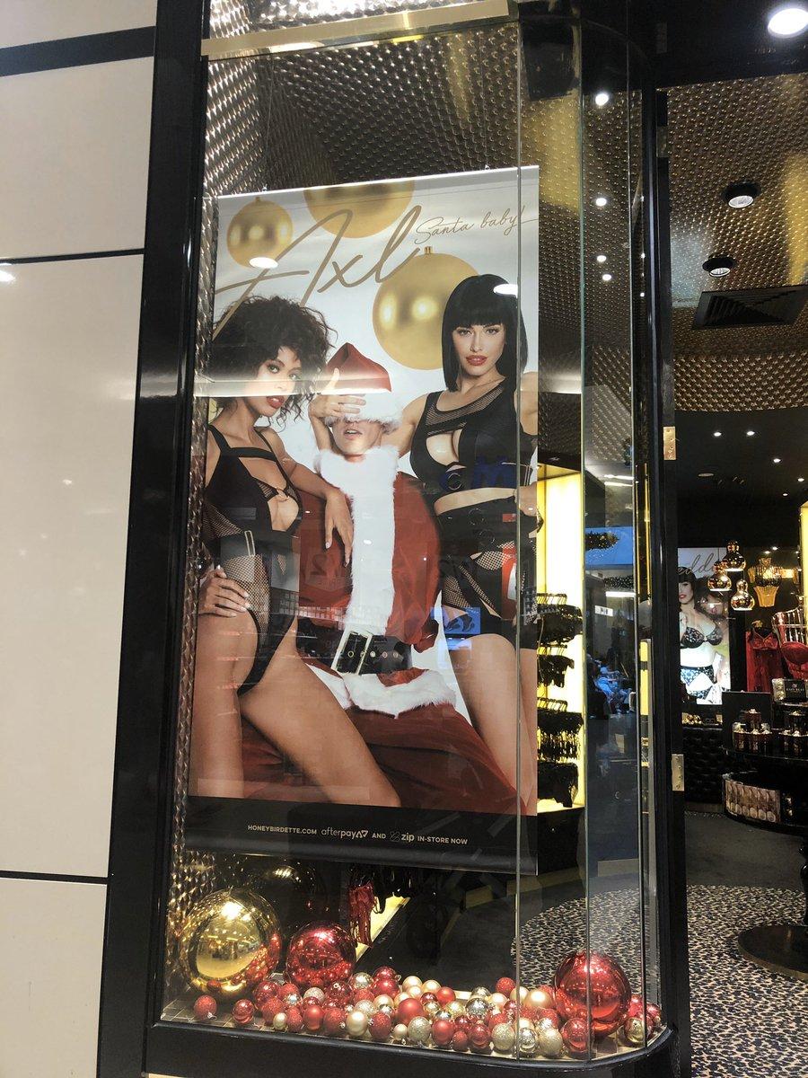 Honey Birdette's Santa Claus BDSM ad breaches Ad Standards