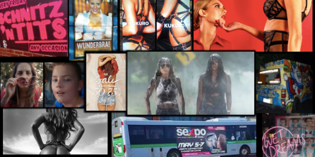 The sexist ads endorsed by Ad Standards