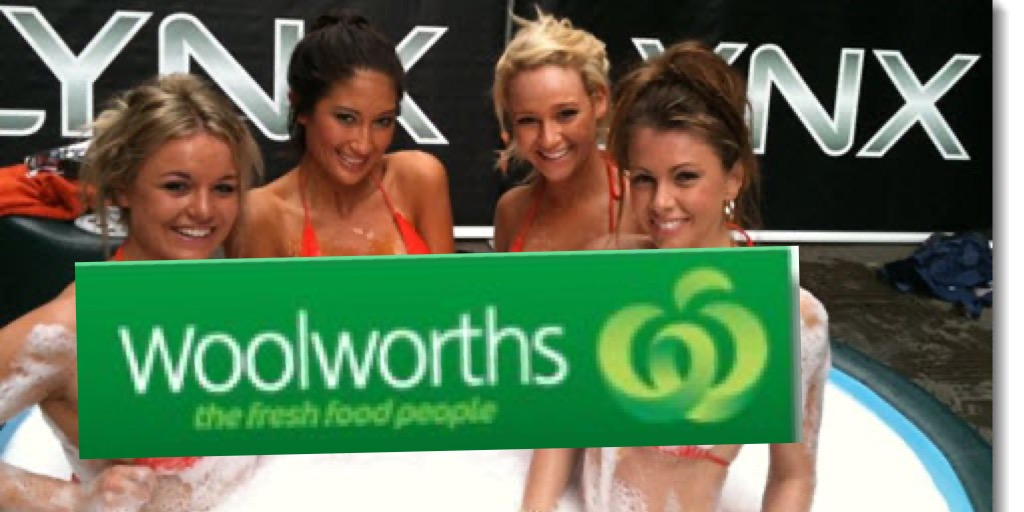 Win! Woolies withdraws from Lynx promotion
