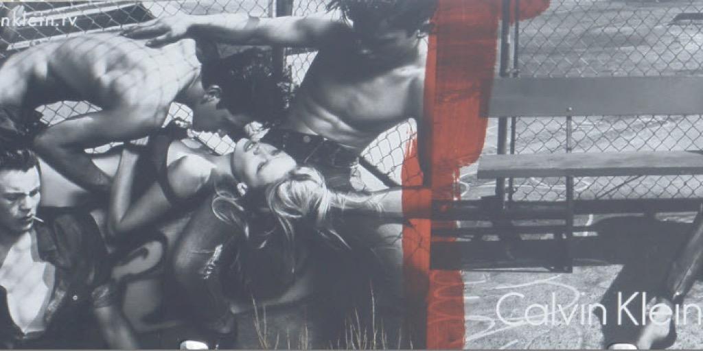 Win! Calvin Klein 'gang rape' billboards removed