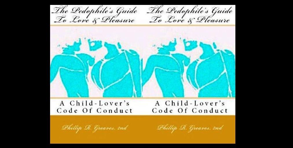 Amazon delists 'Pedophile's guide to love and pleasure'