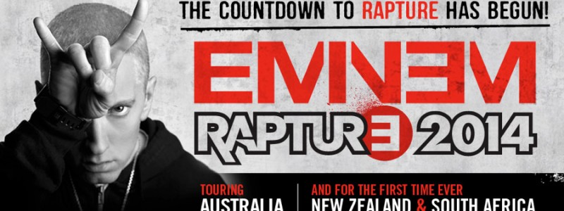 We don't want Eminem here: Anti violence groups combine to condemn tour