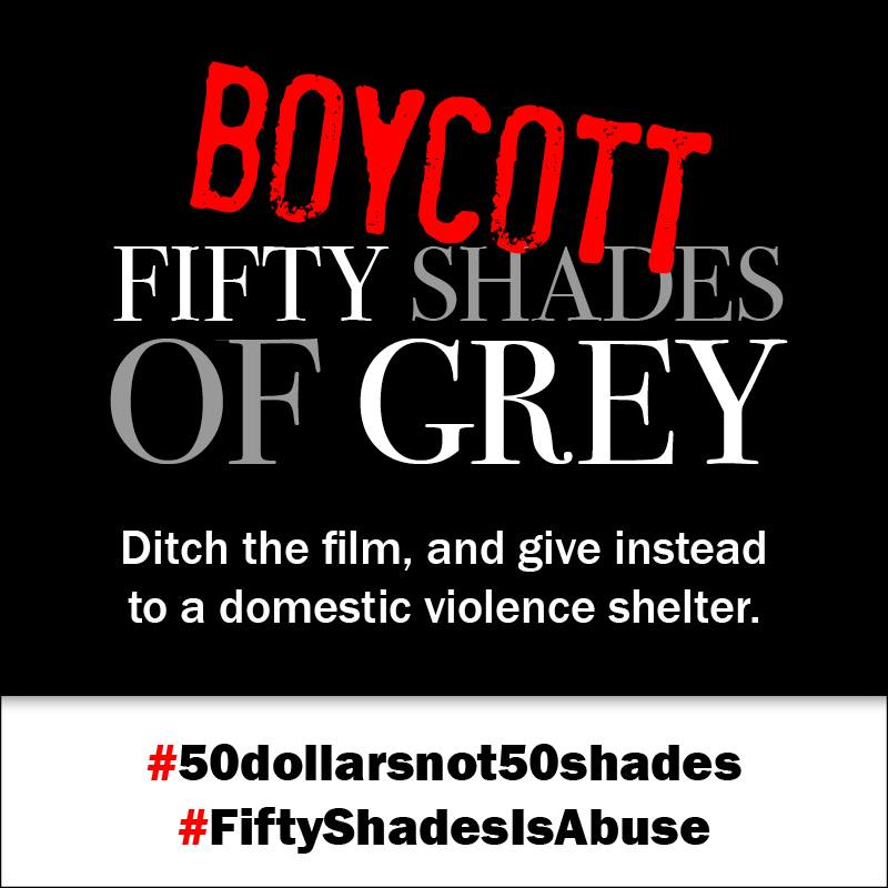 Fifty dollars not Fifty Shades