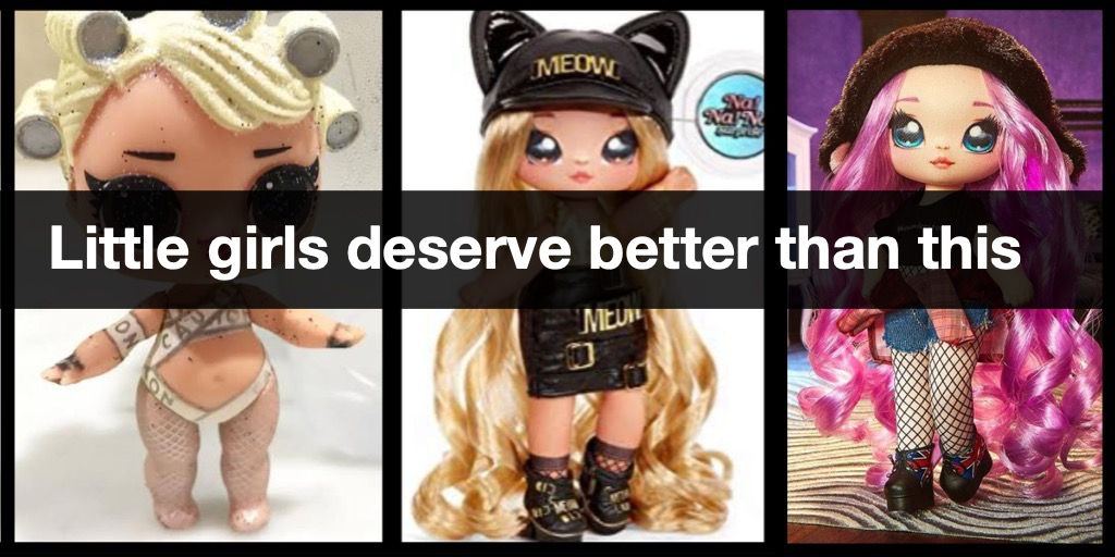 Media Release: Collective Shout welcomes Big W's decision to bin sexualised LOL dolls