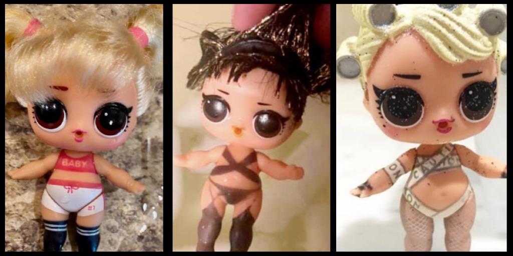 Kmart responds: sexualised LOL surprise dolls gone!