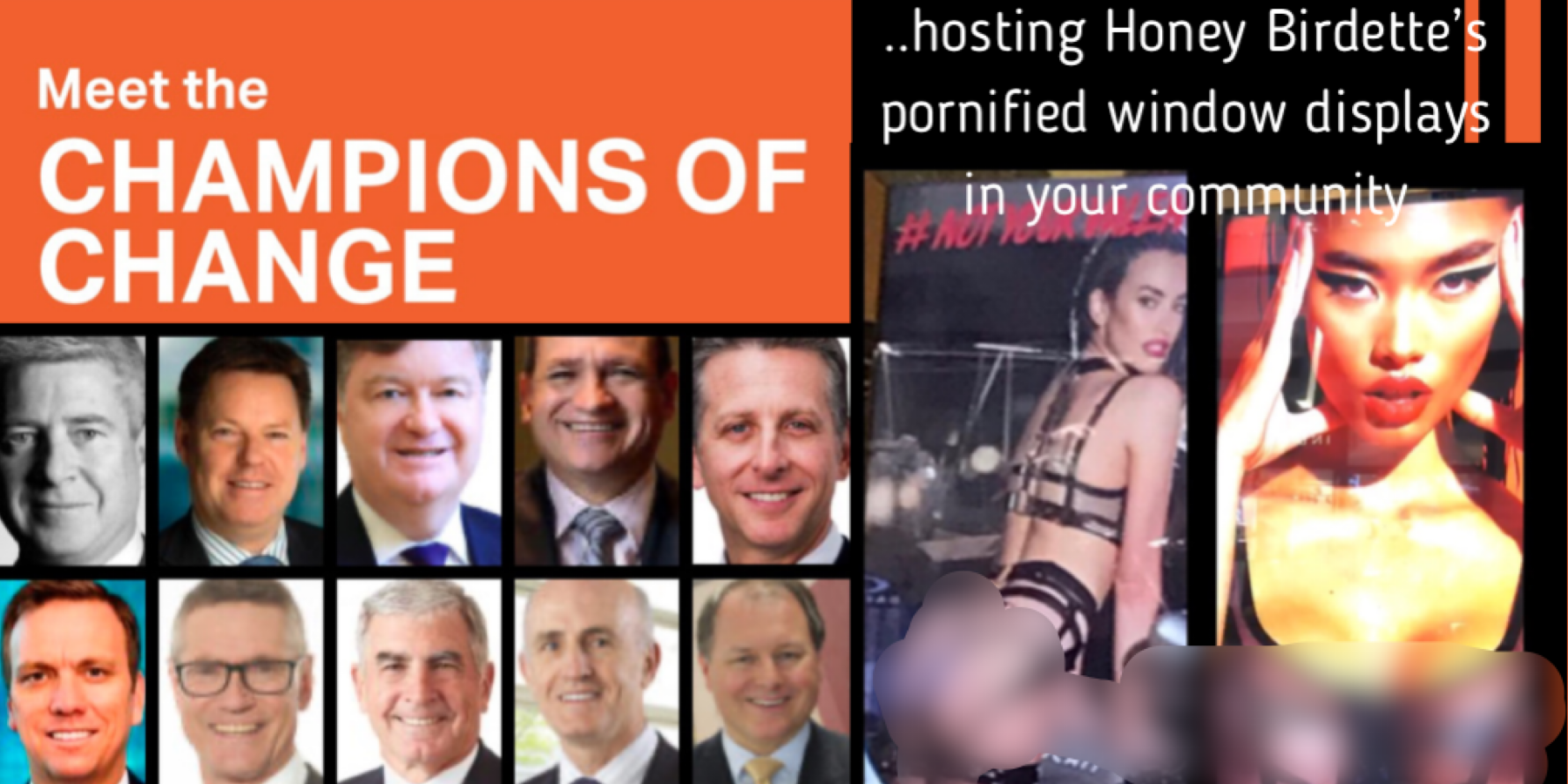 'Disrupting the system': New Male Champions report challenges workplace sexual harassment while Honey Birdette Male Champ landlords pepetuate it