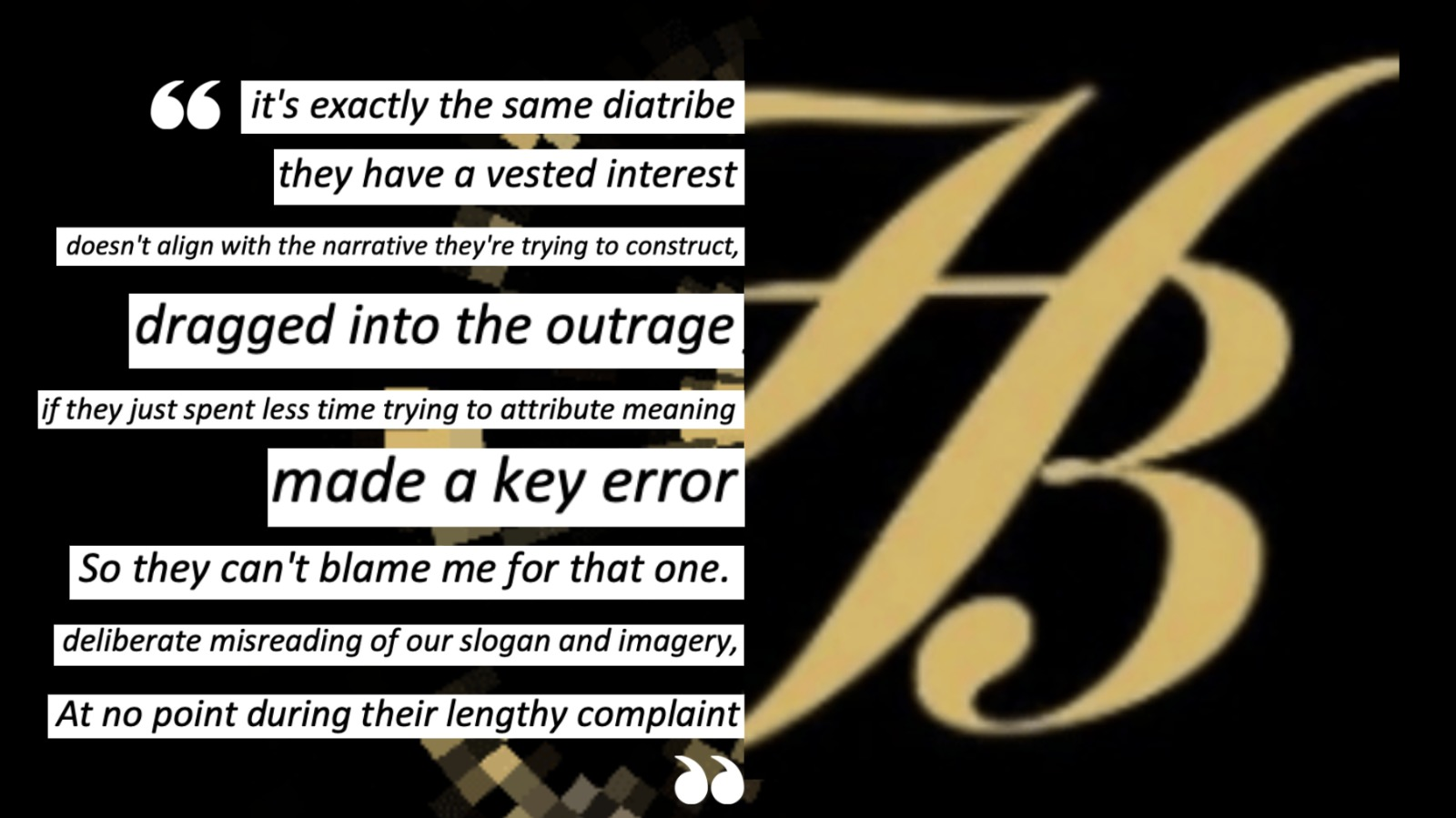 Ad Standards transmits Honey Birdette abuse to community members (again)